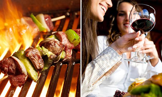 All-You-Can-Eat barbecue bij Amigos