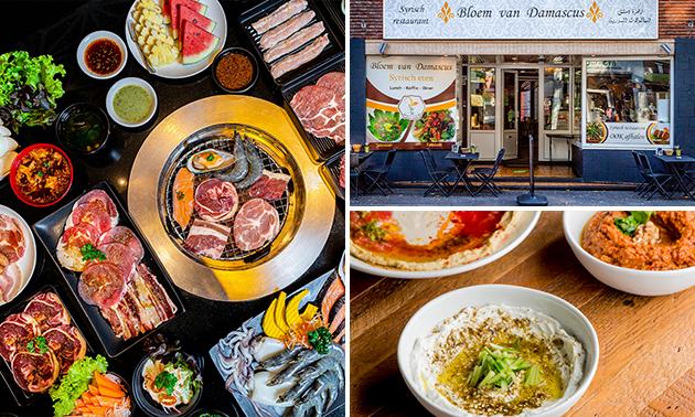 Thuisbezorgd of afhalen: luxe gourmetschotel