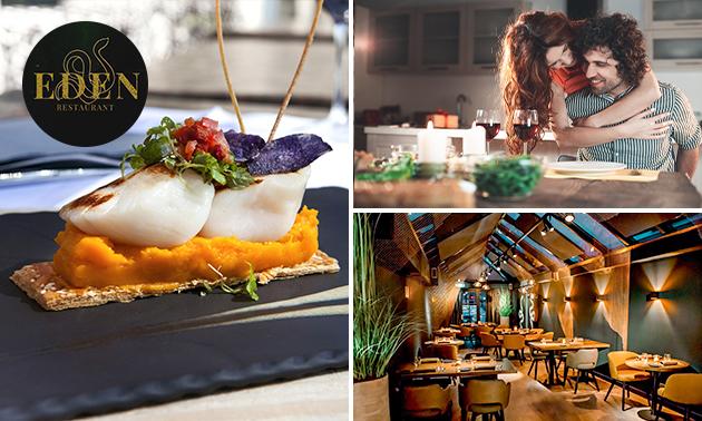 Afhalen: luxe decembermenu van Restaurant Eden