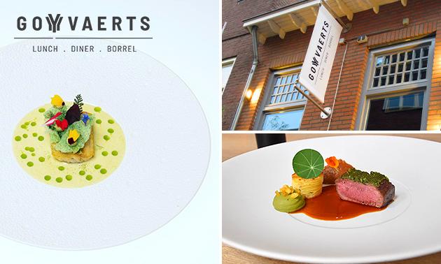 Afhalen: 3-gangen keuzediner van Goyvaerts