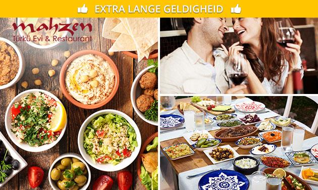 All-You-Can-Eat Turkse tapas bij Mahzen