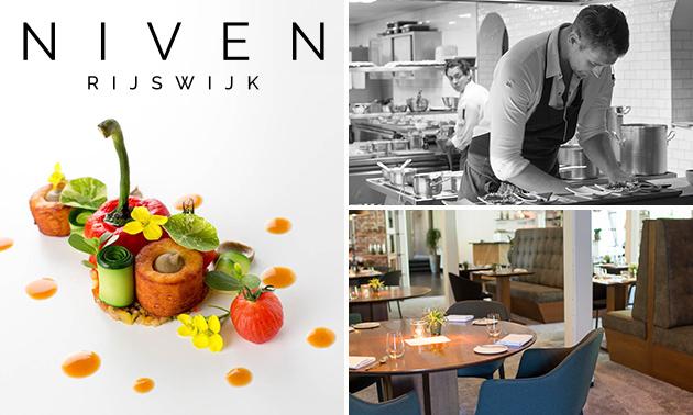 Proeverijdiner bij Michelinster-restaurant NIVEN