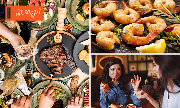 Afhalen: shared dining-diner (11 gerechtjes!)