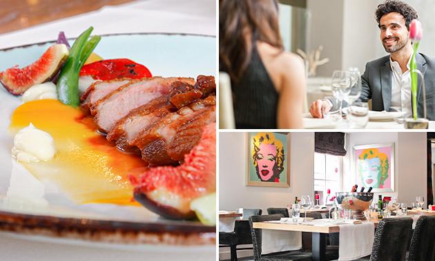 3- of 4-gangenlunch of -diner bij Restaurant Zott