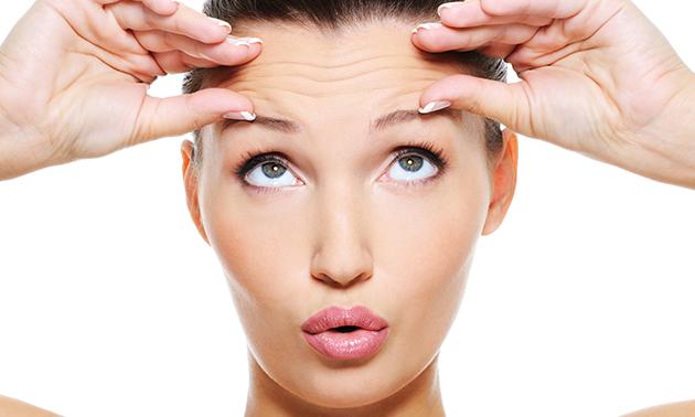 Huidverbeterende gezichtsbehandeling (90 min)