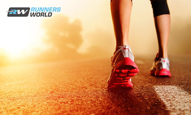 11 hardlooptrainingen van Runnersworld