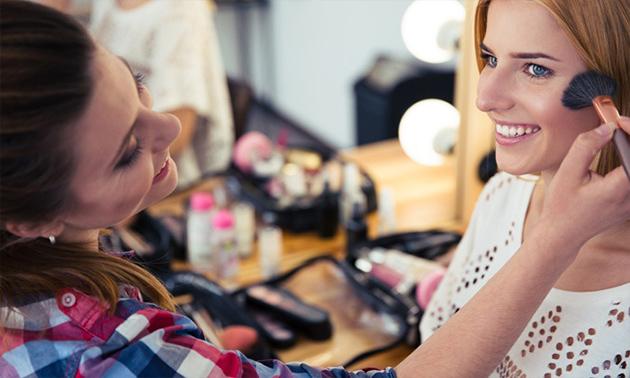 Workshop make-up (1,5 uur) incl. hapje en drankje