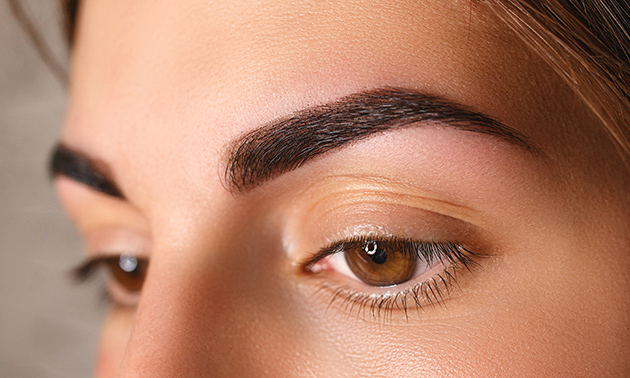 Henna brows-behandeling