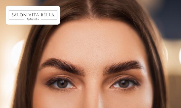 Henna brows inclusief harsen