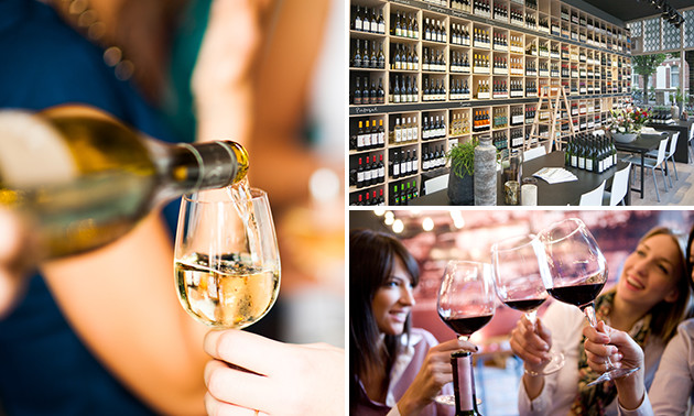 Waardebon voor wijn van Wijnplein Nijmegen