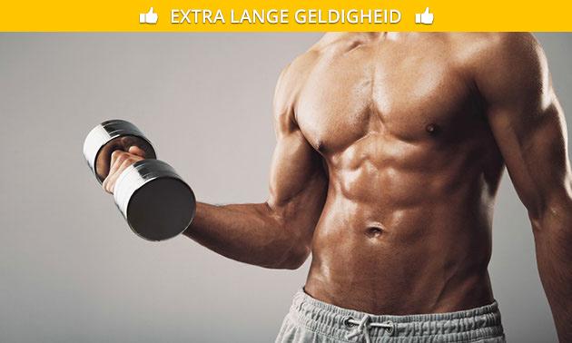 Online fit challenge (6 weken) + voedingsgids