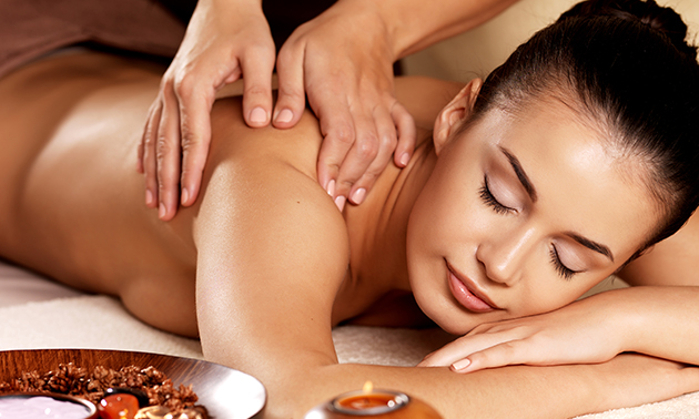 Holistische massage