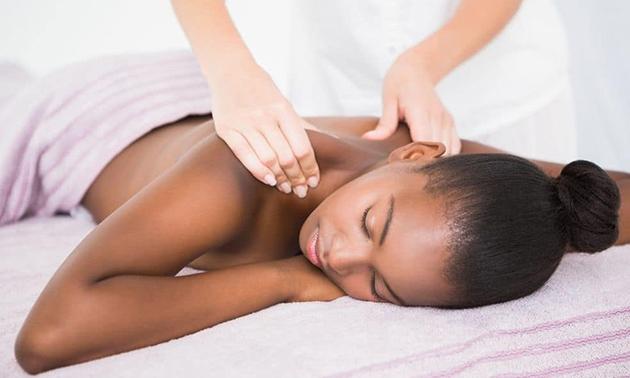 Aromatherapie-massage (50 minuten)