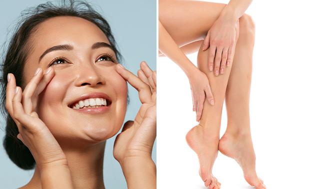 Anti-cellulitebehandeling of Skinbooster