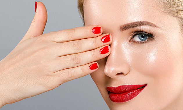 Acrylnagels of wimperextensions