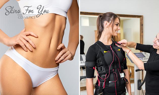 Cryolipolyse of EM-fitness bij Skins For You