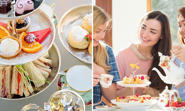 Thuisbezorgd of afhalen: high tea bij Smakelijk Eten Breda