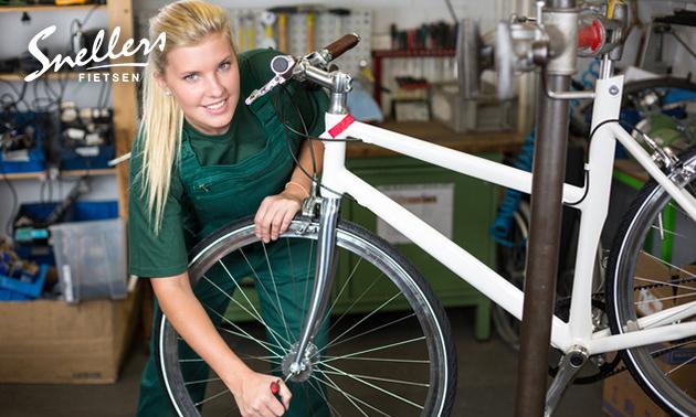 Onderhoudsbeurt fiets of e-bike