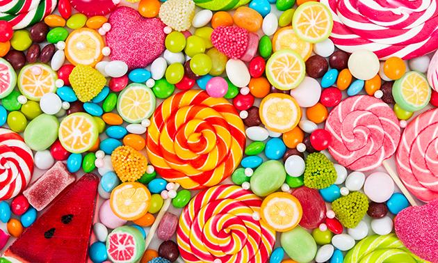 Afhalen: 1 kilo snoep van Snoepwinkel Bijzonder zoet