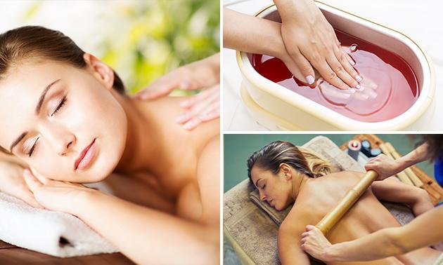 Anti-stressbehandeling of massage