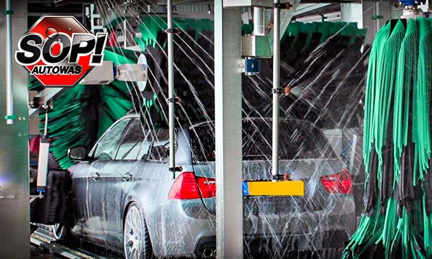 Uitgebreide autowasbeurt(en)