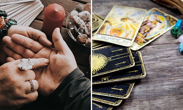 Engelenkaartlegging (60 min) of spirituele workshop (2,5 uur)