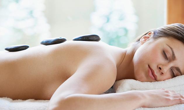 Massage naar keuze (30, 60 of 70 min)