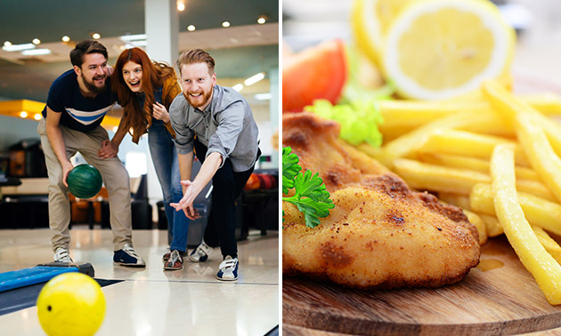 All-You-Can-Eat schnitzel + bowlen