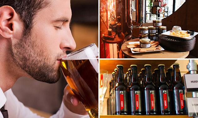 Afhalen: speciaalbierpakket van Stadsbrouwerij van Kollenburg