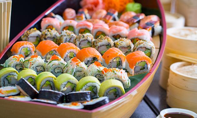 Afhalen: 2-gangen sushidiner bij Star Sushi Asian Cuisine