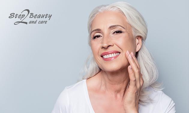 Huidverjongende gezichtsbehandeling
