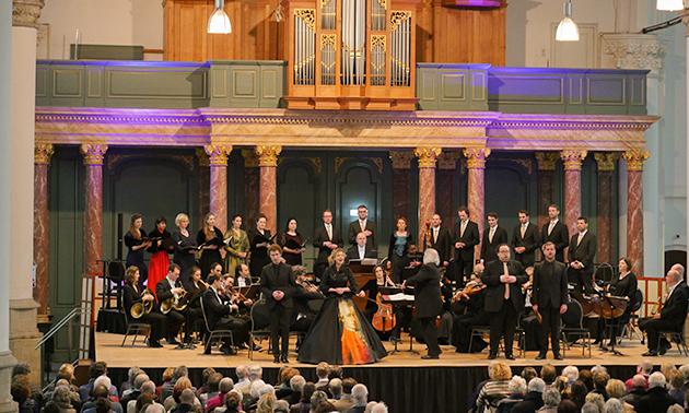 Ticket voor klassiek concert: Händels Messiah