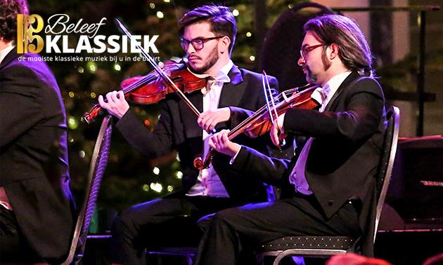 Ticket voor klassiek concert: Mozarts Requiem