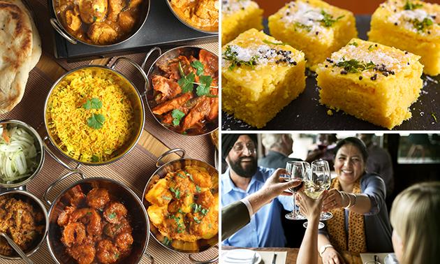 Indiase thali-rijsttafel in hartje Haarlem