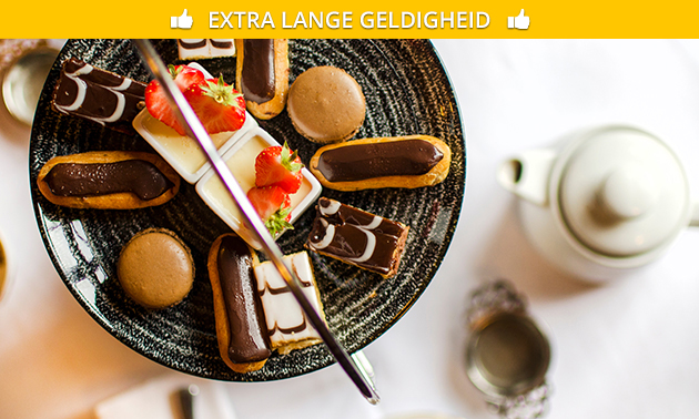 Afhalen: high tea bij Sugar & Spice Bakery