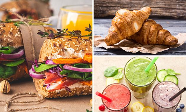 Afhalen: ontbijt of lunch bij Sugar & Spice Bakery