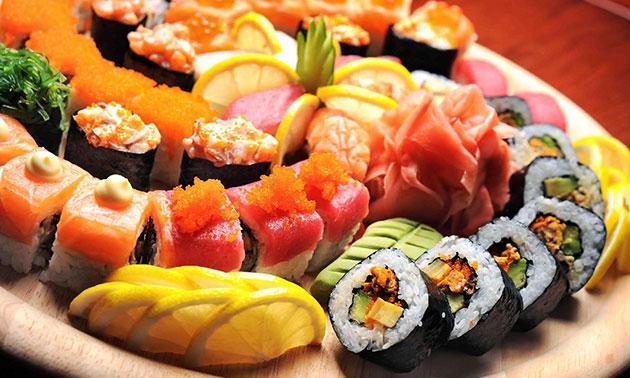 Take-away sushibox (38 stuks) bij Sushi & Zo
