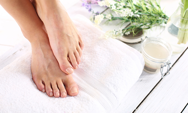 Pedicurebehandeling