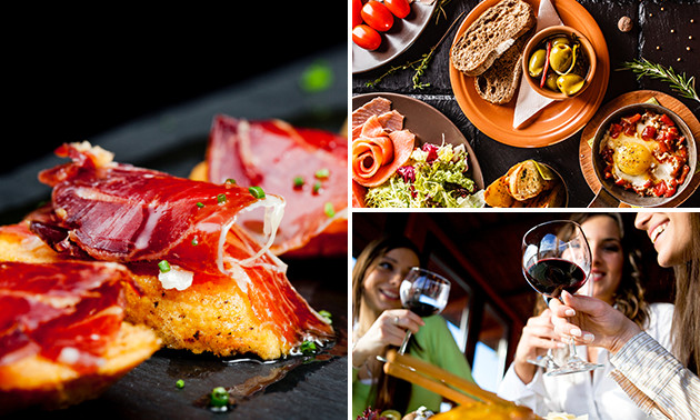 All-You-Can-Eat tapas in hartje Amsterdam