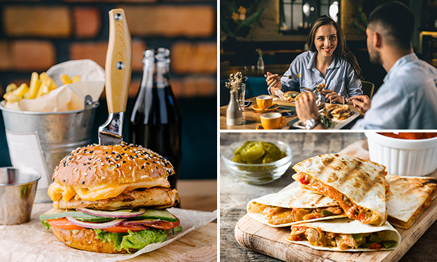 The Burger Joint & Tex Mex