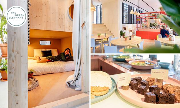 Overnachting + city spa voor 2 in Maastricht