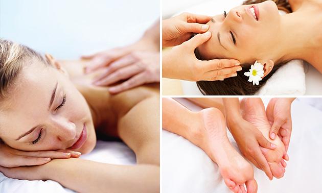 Massage naar keuze of Access Bars-behandeling