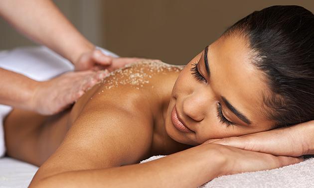 Massage au choix (60 min) + évtl. gommage