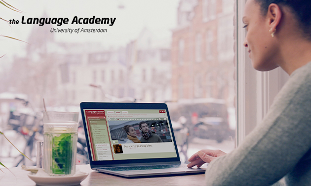 The Language Academy - Universiteit van Amsterdam