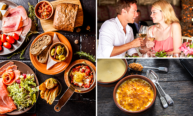 All-You-Can-Eat tapas (2,5 uur) bij The Roadrunner