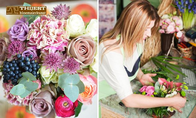 Waardebon voor bloemen en planten