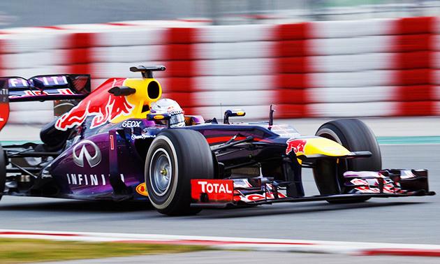 Brons-ticket vrije training Formule 1 Grand Prix van België