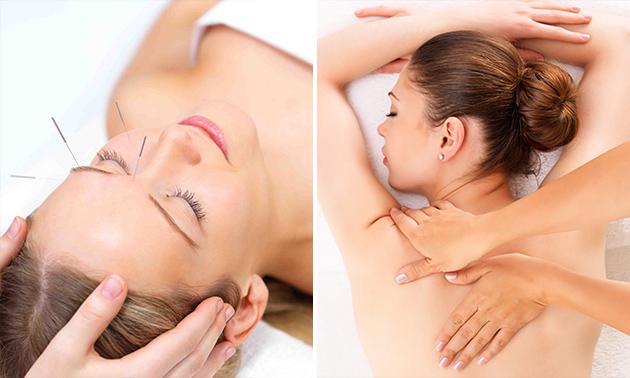 Massage(s) of acupunctuursessie(s) in hartje Leiden