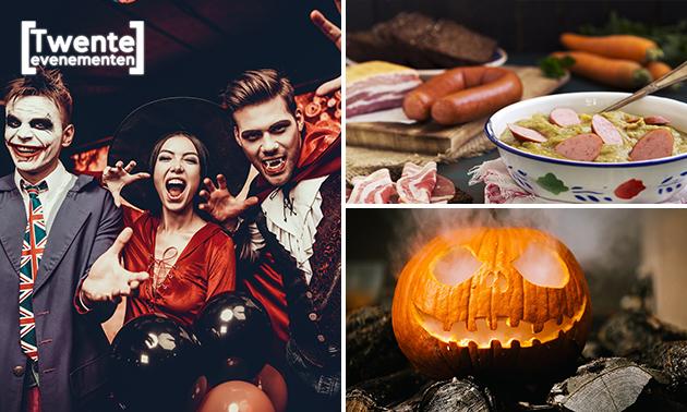 Halloweenspeurtocht (1,5 uur) + snoep en drankje