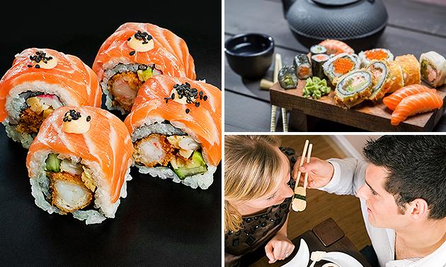 Sushibox(en) (40 stuks) bij Urban Sushi